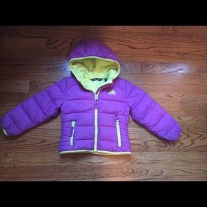 Down Puffy Coat